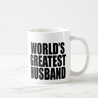 wg-marido taza básica blanca