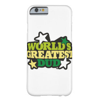 WGD Starburst Green Barely There iPhone 6 Case