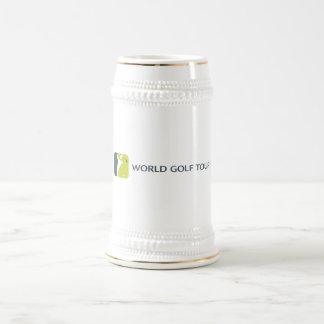 WGT Beer Stein 18 Oz Beer Stein