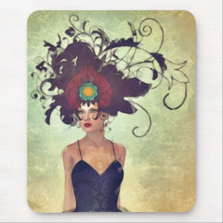 WH 002 Gothic Art Mousepad