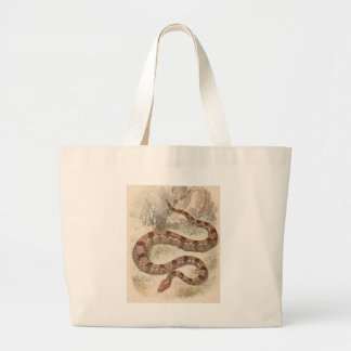WH Freeman - Boa Constrictor Jumbo Tote Bag