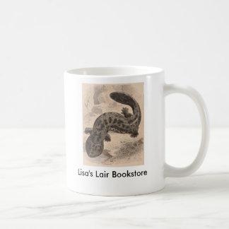 WH Freeman - The Great Japanese Salamander Promo Coffee Mug
