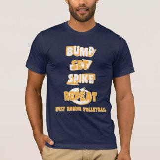 WH Vollyball - Bump, Set, Spike T-Shirt
