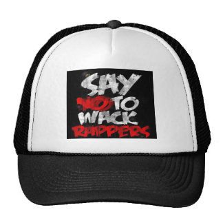 Whacck rappers hat