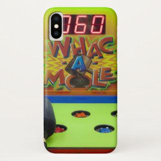 Whack a Mole iPhone X Case