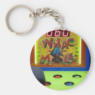 Whack a Mole Key Chain