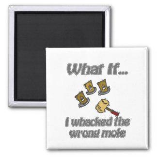 whack a mole magnet