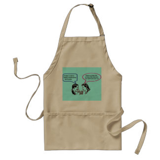 Whack A Snitch Twisted Humor BBQ Apron