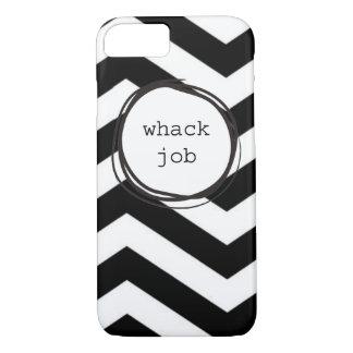 Whack Job Crazy Funny iPhone 8/7 Case