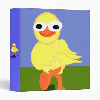 Whacky Bird Avery Binder