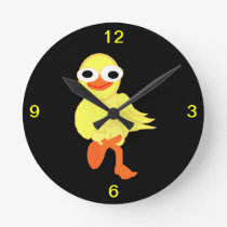 Whacky Bird Clock