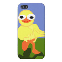 Whacky Bird iPhone Case