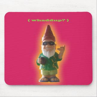 Whaddup? Gnome mousepad