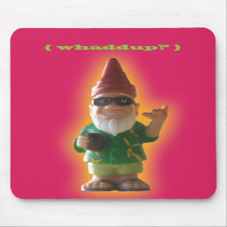 Whaddup? Gnome mousepad vertical