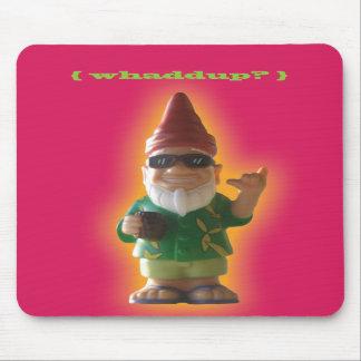 Whaddup? Gnome mousepad vertical