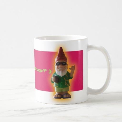 Whaddup? Gnome mug