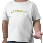 Wha'gwan? Inspired by Rastamouse T Shirt