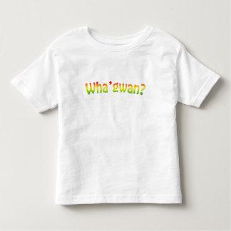 Wha'gwan? Inspired by Rastamouse Tshirts