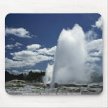 Whakarewarewa, Pohutu geyser, Rotorua, New Zealand Mouse Pad