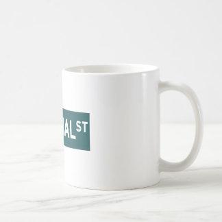 Whal Street Classic White Coffee Mug