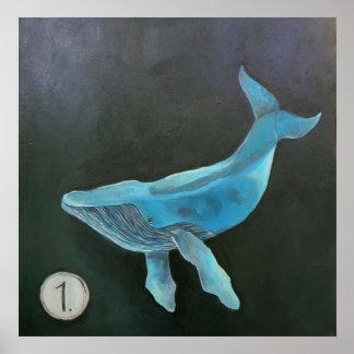 Whale 1 - Print