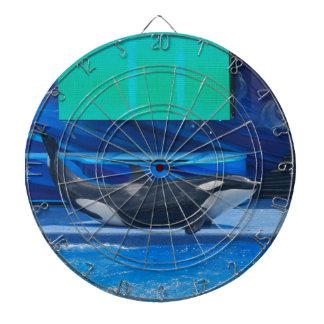 whale-57 tablero de dardos