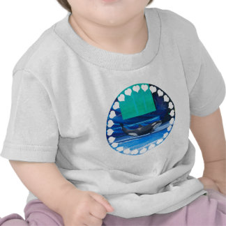 whale-57 camiseta