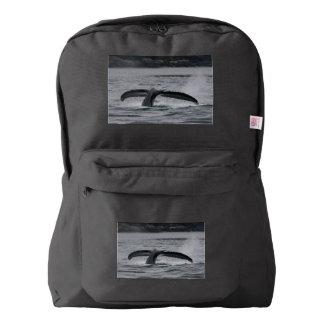 whale american apparel™ backpack