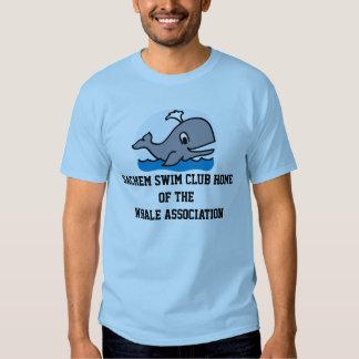 Whale Association T Shirt