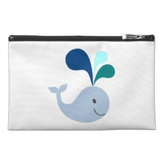 Whale Asthma Emergency Kit Travel Accessory Bag