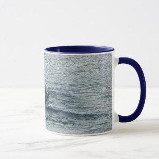 Whale Back and Dorsal Fin Mug