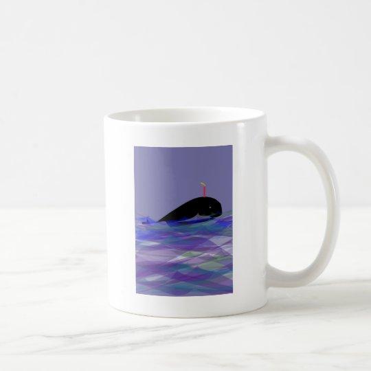 Whale Birthday Coffee Mug