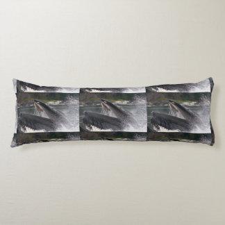 whale body pillow