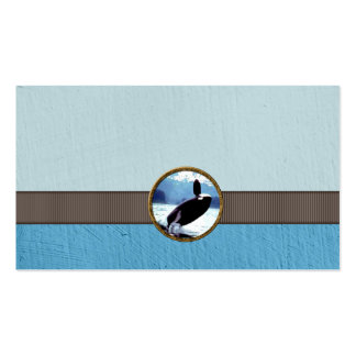Whale Business Card