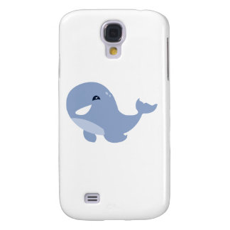 Whale Galaxy S4 Covers