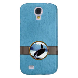Whale Samsung Galaxy S4 Covers