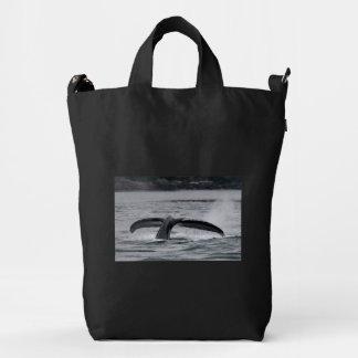 whale duck bag