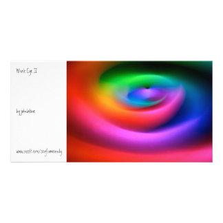 Whale Eye II Card