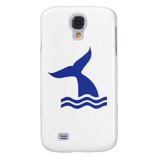 Whale fin waves samsung galaxy s4 covers