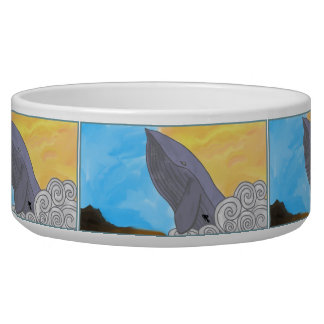 Whale, Fish, and the Elements Bowl