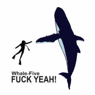 Whale-Five. Escultura Fotografica