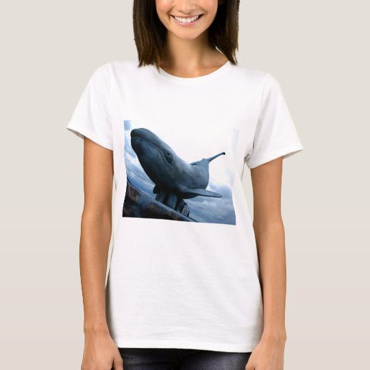 Whale Fly T-Shirt