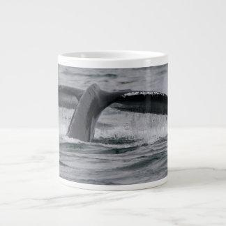 whale giant coffee mug