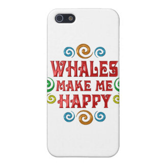 Whale Happiness Case For iPhone 5
