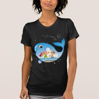 Whale Harbor T-Shirt