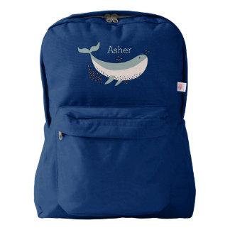 Whale Hello Backpack