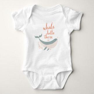 Whale Hello Tee Shirt
