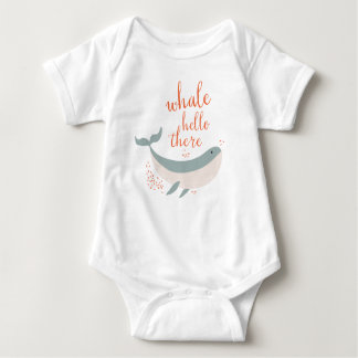 Whale Hello T-shirts