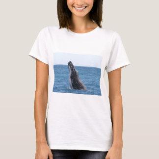 Whale Huggers Square Button T-Shirt