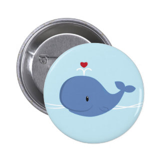 Whale love button